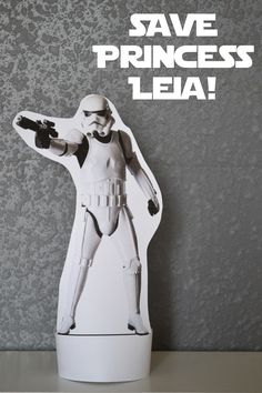 Star Wars Birthday Party // Save Princess Leia by shooting storm troopers with nerf guns Star Wars Party Games, Fun Party Games, Theme Star Wars, Star Wars Day, Star Wars Kids, Birthday Party Games, Lego Star Wars, Party Ideas, Game Ideas