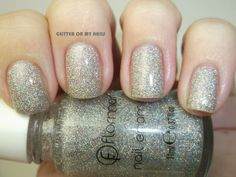 GLITTER ON MY NAILS: FLORMAR 392 @flormarspain