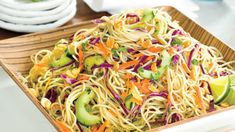 Thai Noodle Salad - Quick & Easy Sides and Salads