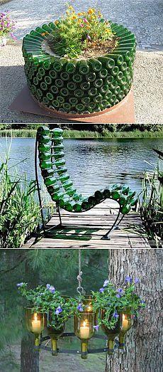 How To Start Organic Gardening Vegetables Garden Crafts, Garden Projects, Garden Art, Garden Design, Succulent Gardening, Organic Gardening, Gardening Vegetables, Reuse Bottles, Vegetable Pictures