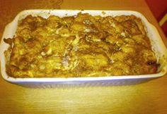 Sült édes kifli Lasagna, Macaroni And Cheese, Ethnic Recipes, Food, Mac And Cheese, Essen, Meals, Yemek, Lasagne