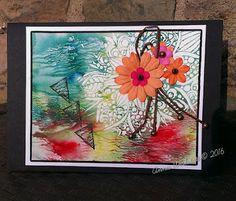 Annes Werkstatt: Blumen-Grüsse