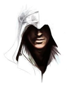WIP - Ezio by *jodeee