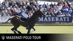 he UK round of Maserati's International Polo Tour saw a thrilling match for the second year running at the Gloucestershire-based Beaufort Polo Club. Playing in the match at the historic British ground was a very special guest; HRH The Duke of Cambridge who played on the Maserati team alongside England International star player, Malcolm Borwick, as well as Bruce Merivale-Austin and Henry Porter. Excitement, style and tradition all together at the same event.
