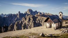 Two day loop in the stunning Tre Cime di Lavaredo Italian Dolomites - Route and trail description inside. #hiking #camping #outdoors #nature #travel #backpacking #adventure #marmot #outdoor #mountains #photography