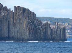Cape Raoul, Tasmania. #Australia #Cruise