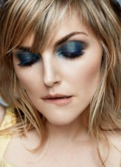 Make-up by Lisa Eldridge- Sophie Dahl for Sunday Times Style Magazine - Derek Kettala  - 2014