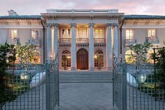 Mindbogglingly Pedigreed Chandler House Hits the Market