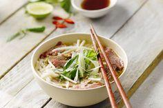 Recept: Zo maak je een heerlijke Vietnamese noedelsoep