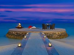 W Retreat & Spa - Maldives I would love to go...