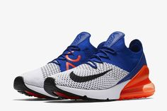 Flyknit Edition Nike Air Max 270 in Two Colorways - EU Kicks: Sneaker Magazine