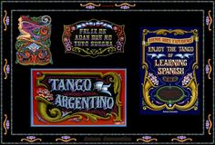 Learning Spanish, Happy, Buenos Aires, Argentine Tango, Learn Spanish, Study Spanish