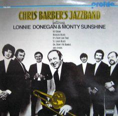 Chris Barber s Jazzband Featuring Lonnie Donegan & Monty Sunshine - same GER
