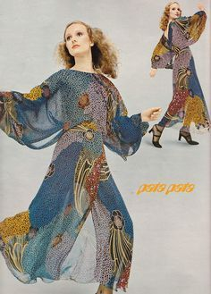 karl lagerfeld clothing for chloe 1970s - Google Search