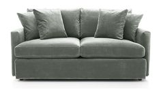 Lounge II Apartment Sofa | Crate and Barrel