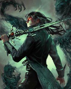 Title: The Lord of Death Bookcover Artist: Sebastian Horoszko - I <3 fantasy art (@ilovefantasyart) on Instagram
