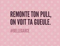 #bellegarce i love you haters #jetaimejalouse