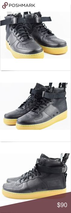 reputable site 9b337 2e175 Nike SF AF1 Mid Special Field Air Force 1 11.5 New with box Nike SF AF1