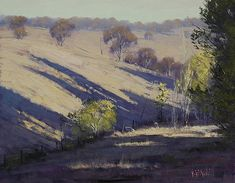 SUMMER Oil PAINTING Original AUSTRALIAN by GerckenGallery on Etsy, $158.00
