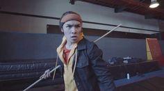 Tim Drake Concept Fight. Ryan Potter for Tim Drake!