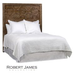 The SEVILLA HEADBOARD by Robert James Collection.