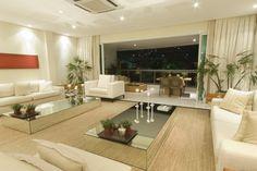 Sala empreendimento Les Residences de Monaco #RJ