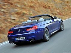 #BMW M6 Convertible 2013