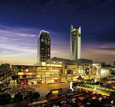 Central World - Bangkok, Thailand (429.500 m²)