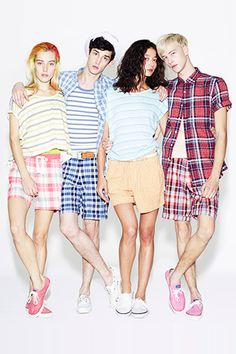 Uniqlo Spring Collection - New Basic Clothing