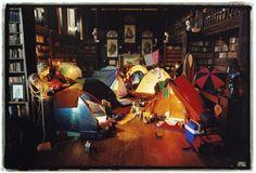 mass indoor camp