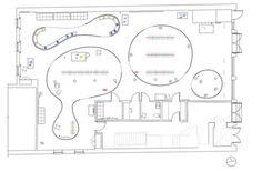 Virginia Duran Blog- 20 Amazing Fashion Stores Designed by Famous Architects- Derek Lam Store SANAA Floor Plan