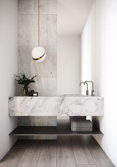 Distinguished interiors with intimate detailing edition design architecture interiors interiordesign bathroom bathroomdesign marble decor modern contemporary apartment Bathroom marble bathroom detail 806636983244122878