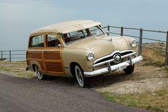 Ford Woodie 1949