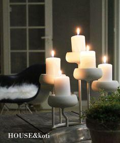 Iiittala Nappula kynttelikkö