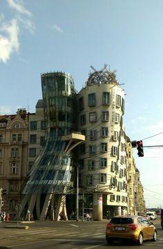 Praha#Praga#Architettura