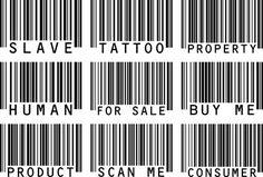Barcode Tattoo Guide by Scott Blake
