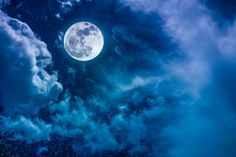 """""""I have seen more of the surface of the Moon with my own eyes than I have of Earth."""" 50 Facts That Will Freak You Out If You Think About Them For Too Long Blue Moon Light, Full Blue Moon, Banda Cover, Venus, Fabric Wall Art, Basel, Stars And Moon, Night Skies, How To Fall Asleep"""