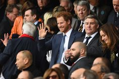 Prince Harry Photos - England v Wales - RBS Six Nations - Zimbio