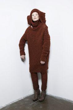 crochet fashion 600x900 Designer Crochet: Lyn by Jocelyn Picard