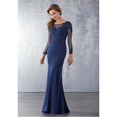 MGNY by Mori Lee Mother of the Bride Dress 71723