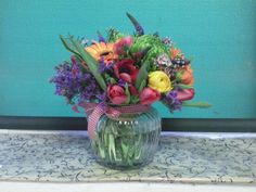 Sweetie Vase table centre
