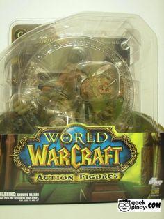 Gnoll Warlord Gangris Riverpaw Review Custom Action Figures, World Of Warcraft, Geek Stuff, My Love, Geek Things