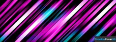 Abstract Stripes Diagonal Facebook Cover Timeline Banner For Fb93 Facebook Cover
