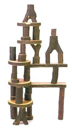 waldorf tree blocks