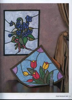 Stained glass tutorial