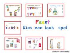 Digibordles feest: 7 verschillende spelletjes naar aanleiding van de nationale voorleesdagen 2013  http://leermiddel.digischool.nl/po/leermiddel/00c7c100307630d82f0db806c91cafd4
