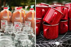 Crafty Fall Harvest Party {Not So Scary Halloween}