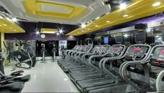Top 10 gyms fitness center in Delhi and NCR