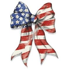 This would be an awesome feminine patriotic tattoo-back of thigh