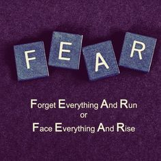 FEAR. Forget Everything And Run or Face Everything And Rise.       #QuoteoftheDay #QOTD #Motivation #MotivationalQuotes #Quote #Quotes #Motivational #Inspiration #SuccessQuotes #LifeQuotes #InspirationalQuotes #Inspirational #Inspire #Hustle #DontQuit #WordsofWisdom #Success #SelfImprovement #PositiveThinking #Entrepreneur #Awesome #Leadership #QuotesToLiveBy #DailyQuote #DailyQuotes #DailyMotivation #DailyInspiration #NeverGiveUp #PhotooftheDay #RahulTaneja